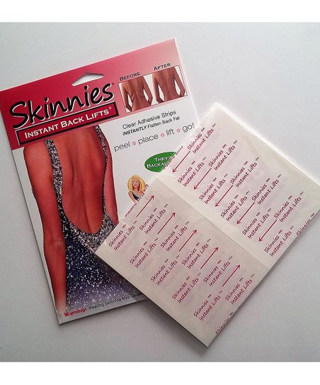 Skinnies Instant Lifts Instant Back Lifting Strips | Zulily