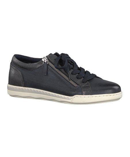 Navy WomenZulily Comb Tamaris Sneaker Perforated lF5KJ1uTc3