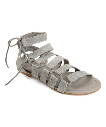 Gray Cleo Sandal - Women