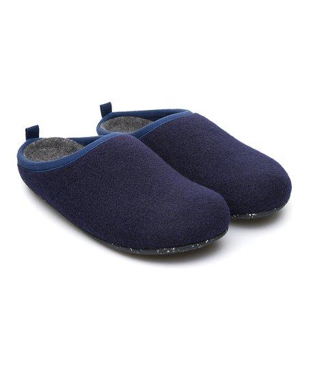 d54b89a9faf Camper Dark Blue Wabi Wool-Blend Mule - Women