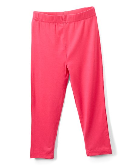 Knockout Pink Leggings - Infant & Toddler