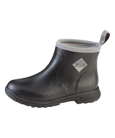 388bf990ec8aeb The Original Muck Boot Company Black Breezy Ankle Boot - Women