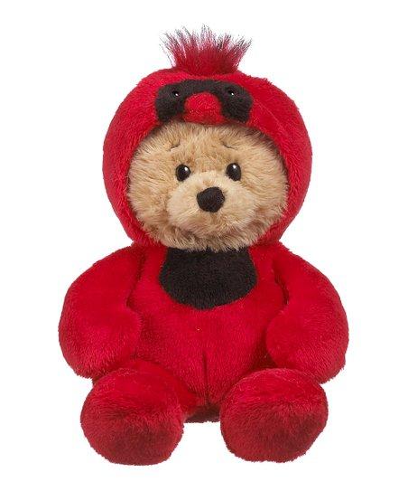 Ganz Cardinal 6 Wee Bear Plush Toy Zulily