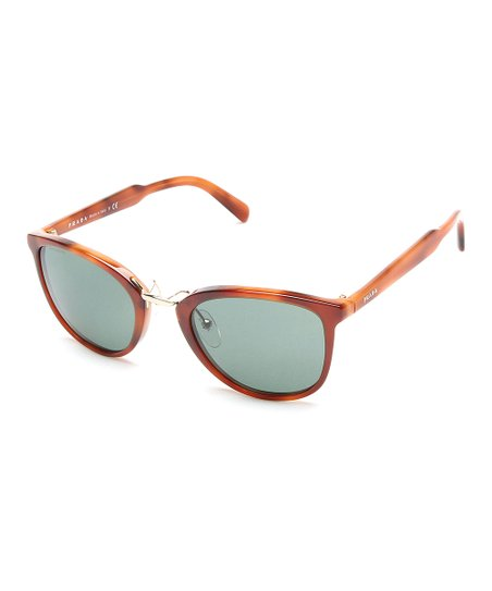 63e3bf2ed4456 love this product Havana   Blue Cat-Eye Sunglasses