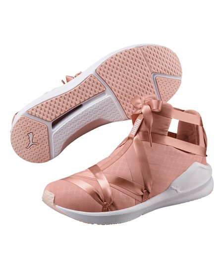 love this product Peach Fierce Rope Satin Strap EP Training Shoe - Women efe1b460a
