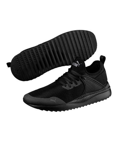 f1598888423ff5 PUMA Black Pacer Next Cage GK Sneaker - Men