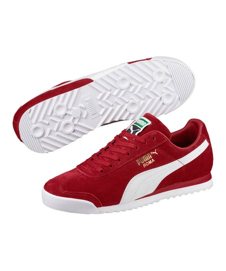 1a21b3c9db1 love this product Red Dahlia   White Roma Suede Sneaker - Men
