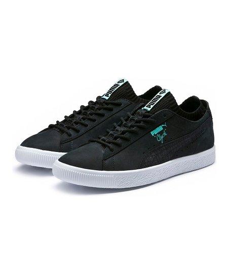8c9bdd8091fd74 Black Clyde Sock Lo Diamond Sneaker - Men · Womens PUMA BLACK-PUMA BLAC Black  Clyde Sock Lo Diamond Sneaker ...
