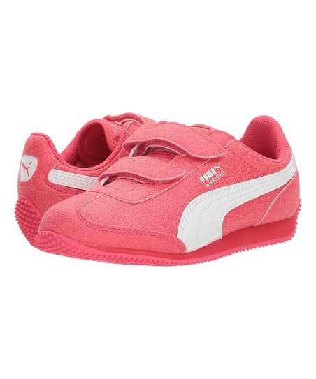 4b20342ff45d love this product Paradise Pink Whirlwind Glitz V Sneaker - Girls