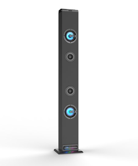 Sharper Image Rainbow Lightshow Wireless Speaker Zulily