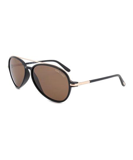 372828e6c36f Tom Ford Black Ramone Aviator Sunglasses