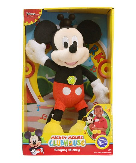 mickey mouse singing hot dog song