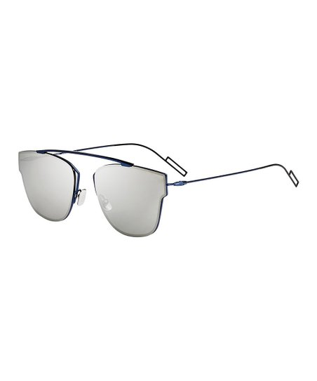 efeb147b2afd love this product Palladium   Smoke Mirror Modified Aviator Sunglasses