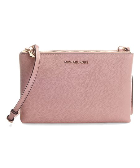 0360f50628c5 love this product Vanilla   Pastel Pink Jet Set Travel Double-Gusset  Crossbody Bag