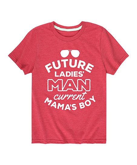 fb7ac681370 love this product Heather Red  Future Ladies  Man