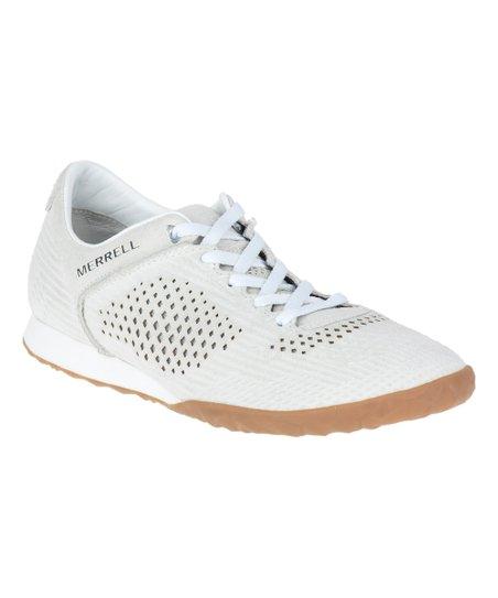 enjoy discount price the best thoughts on Merrell Beige Civet Sport Breeze Suede Sneaker - Women