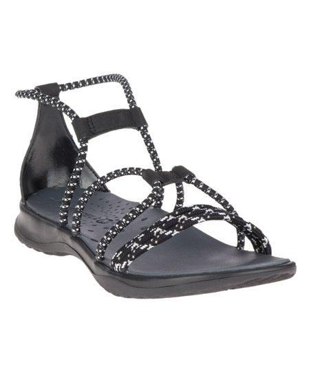 4ad0cac6f3e5 Merrell Black Sunstone Sandal - Women