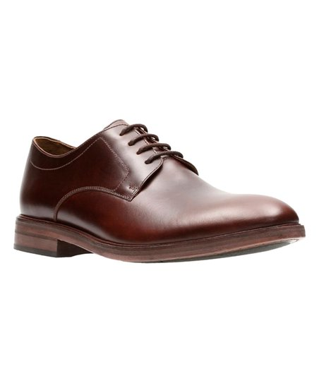 6f6489e7d8a love this product Mahogany Bostonian McKewen Plain Leather Oxford - Men