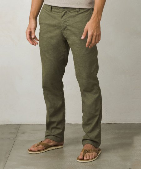 prAna Mens Furrow Pant 30 Inseam