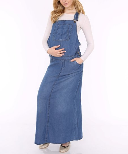 Blue Denim Maternity Jumper Best Price And Reviews Zulily