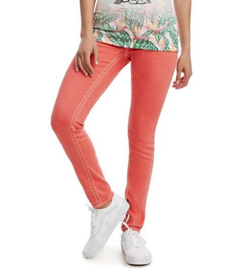 f2f44745 True Religion Coral Curvy Big Tom Naturaline Jeans - Women | Zulily