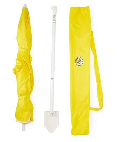 Dig-git Beach Gear Inc  Yellow Beach Umbrella Anchor