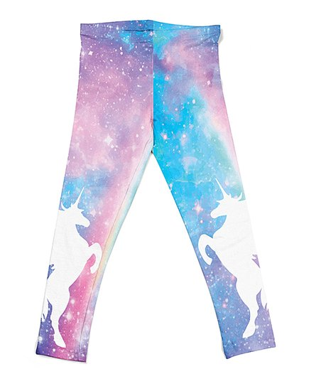 5ef12d7080663a love this product Pink Universe Unicorn Leggings - Infant, Toddler & Girls
