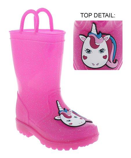 Capelli New York Pink Unicorn Handle