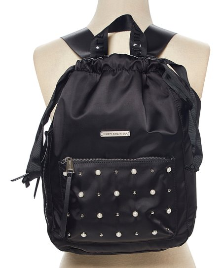 Juicy Couture Black Pearly Girl Backpack  503a30e5e9