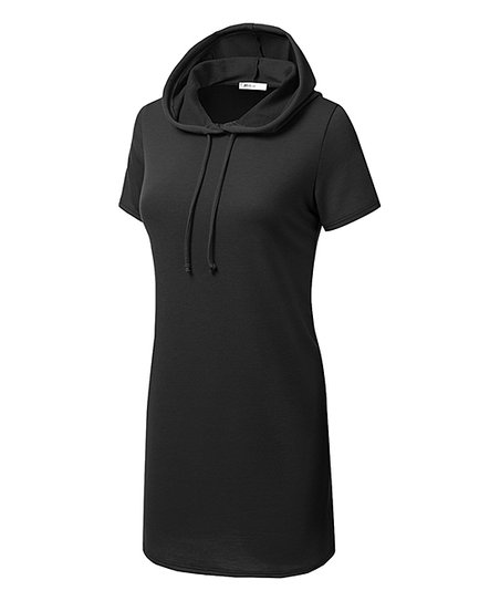 3aabcfca565 love this product Black Hooded Tunic - Women