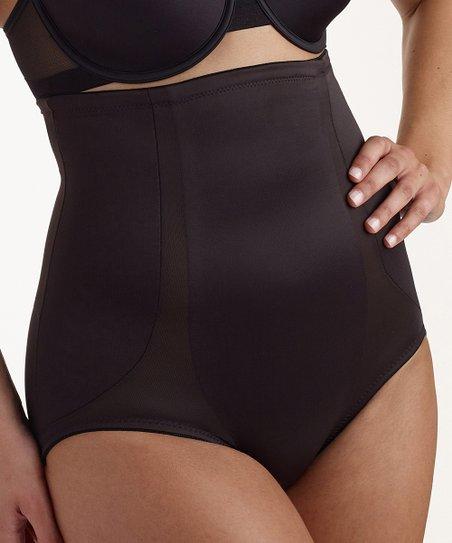 0465694da0f5 love this product Black Firm Compression High-Waist Shaper Briefs - Women, Women's  Short & Plus