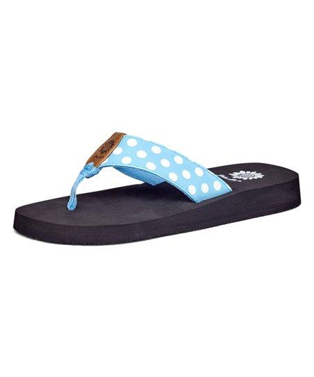 f5d073d57 Yellow Box Shoes Blue Zadie Sandal - Women