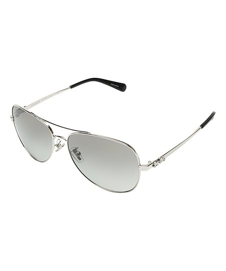1b1dd1d783e35 love this product Silver   Gray Aviator Sunglasses