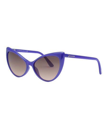 92c48099b7d97 love this product Shiny Violet Gradient Anastasia Sunglasses
