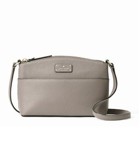 49a8d9949 Kate Spade Cityscape Grove Street Millie Leather Crossbody Bag | Zulily
