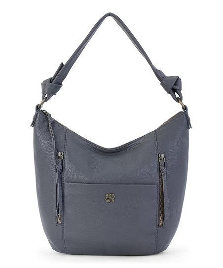 d46c2ab1eac love this product Slate Harper Leather Hobo