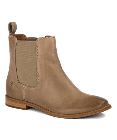 Frye Ash Anna Leather Chelsea Boot