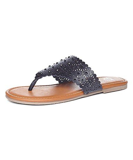 9a739850f Yellow Box Shoes Black Tessie Sandal - Women