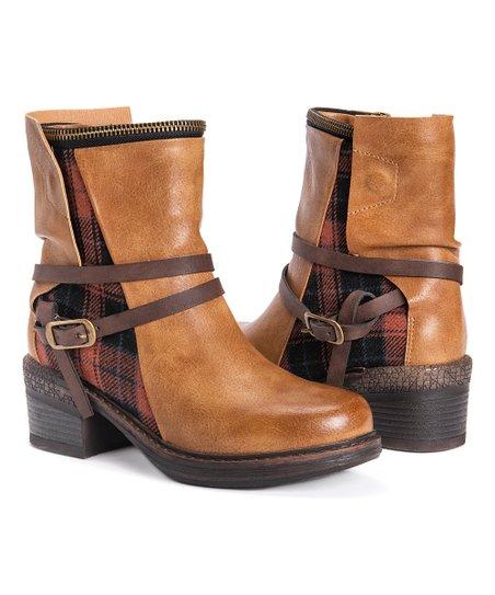 51340924f Muk Luks Cognac Nina Boot - Women