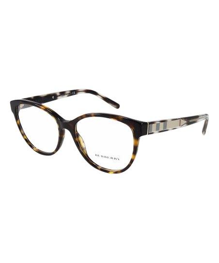b94ad9d439 love this product Dark Havana Leopard Oval Eyeglasses