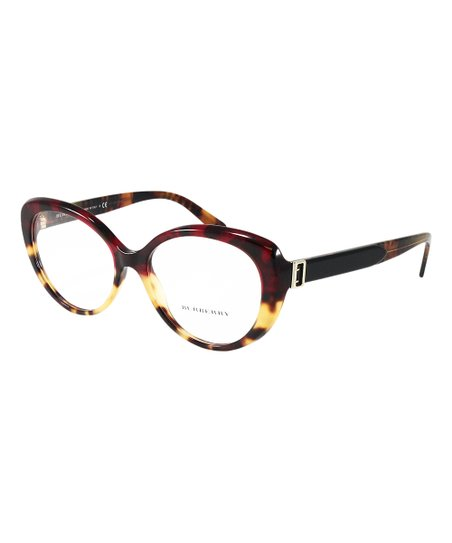 e3c45dacb love this product Red Havana Leopard Cat-Eye Glasses Frames