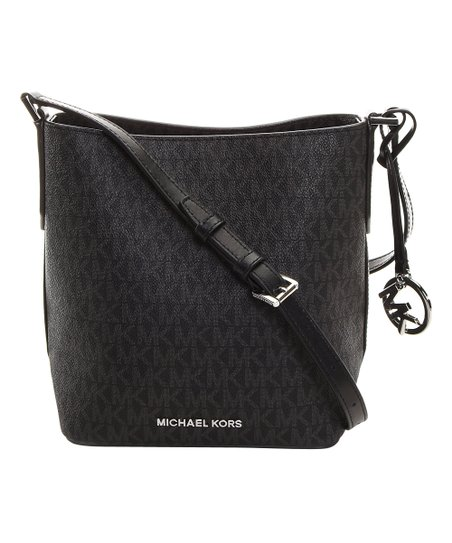 fce540fa3b5a Michael Kors Black Kimberly Small Bucket Bag