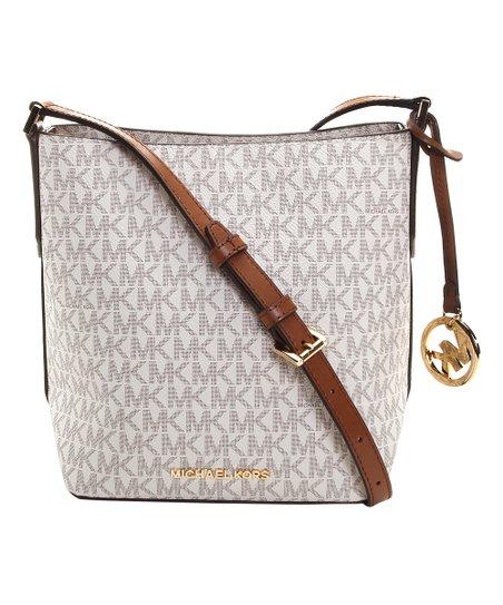 8a7e62a5cbdb love this product Vanilla   Luggage Kimberly Small Bucket Bag