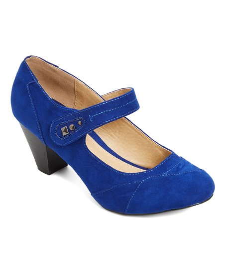 royal blue mary jane shoes outlet store
