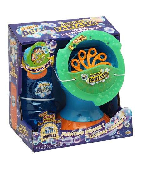 Imperial Toy Blitz Light Up Fantasia Bubble Machine Zulily