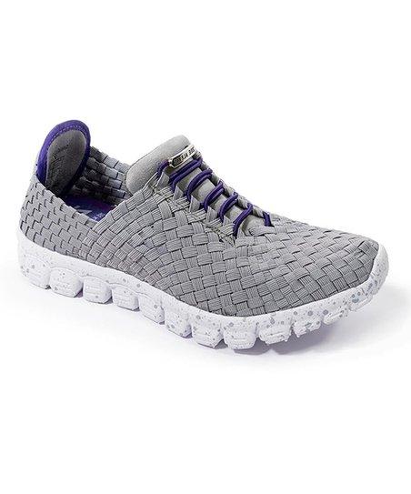 Purple Danielle Sneaker - Women