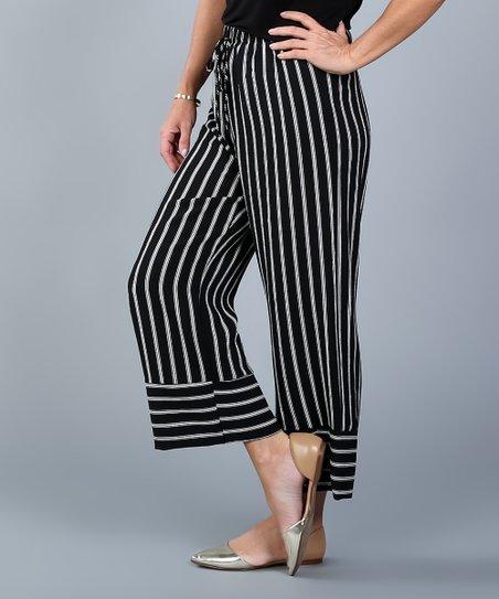 3da93158283 Coco   Main Black Stripe Culottes - Women