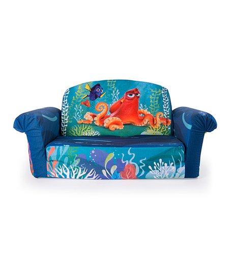 Enjoyable Spin Master Finding Dory Blue Hank Flip Open Sofa Inzonedesignstudio Interior Chair Design Inzonedesignstudiocom