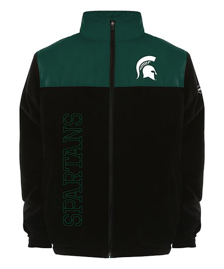 ae8a069389db5 MTC Michigan State Spartans Alpine Reversible Jacket - Men