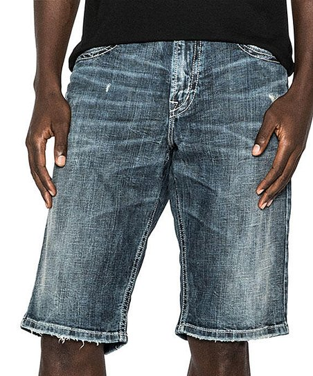 a3ea485a Silver Jeans Co. Blue Gordie Denim Shorts - Boys, Men & Big | Zulily